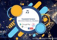 RADIO TV REDIMIENDO VIDAS  TRANSMITIENDO 24/7