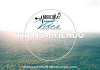 TRANSMITIENDO EN VIVO PARA EL MUNDO
